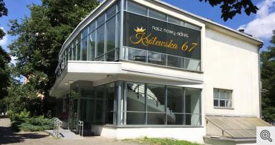 Rozbudowa obiektu na Królewskiej 67 w Krakowie